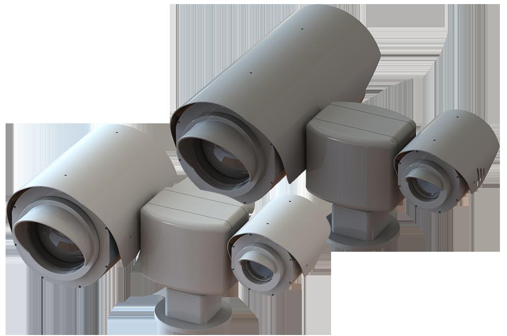 Système de vision embarqué CALYPSO : LF50 – LF21 – LZ10 – LZ30 SYT OPTRONICS | Embedded