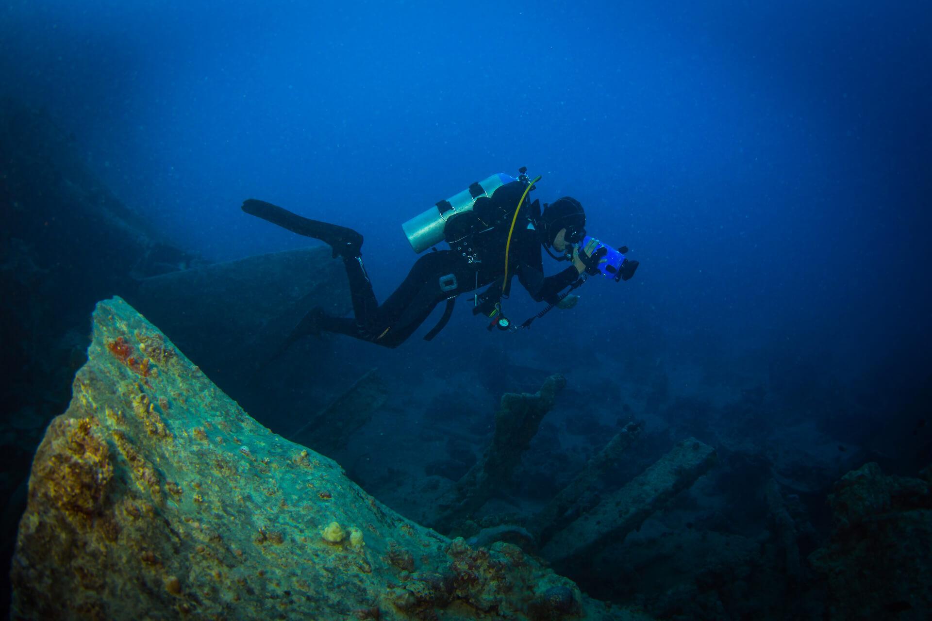 Focus 1 NOTILUS SYT OPTRONICS | underwater
