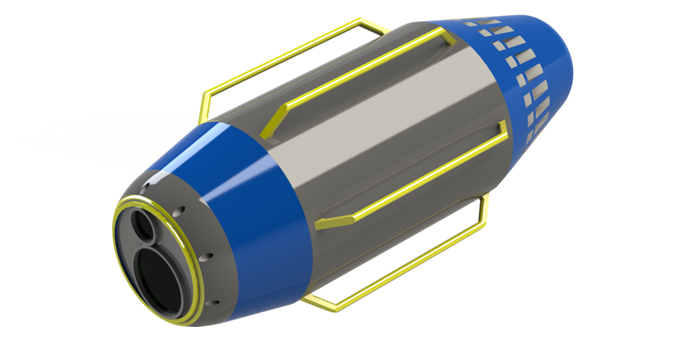 Système sous-marin NOTILUS : V50 SYT OPTRONICS | Underwater