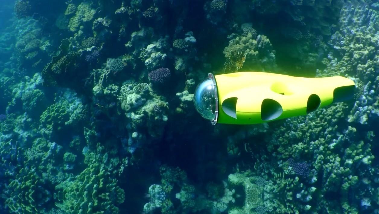 Focus 3 NOTILUS SYT OPTRONICS Sous-marin | Underwater
