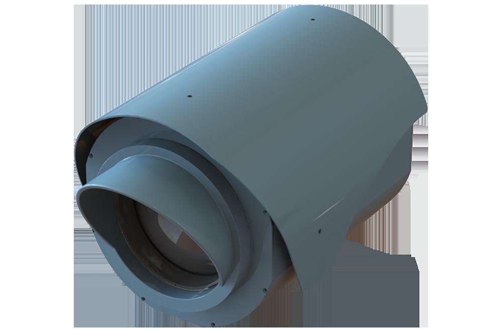 Système de vision embarqué ZEPHIR : S200PT SYT OPTRONICS | Embedded