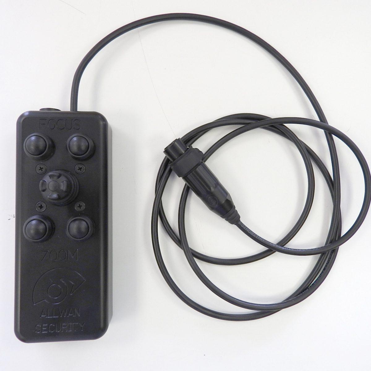 Tourelles et accessoires : SYT OPTRONICS télécommande + câble | pan tilt and accessories
