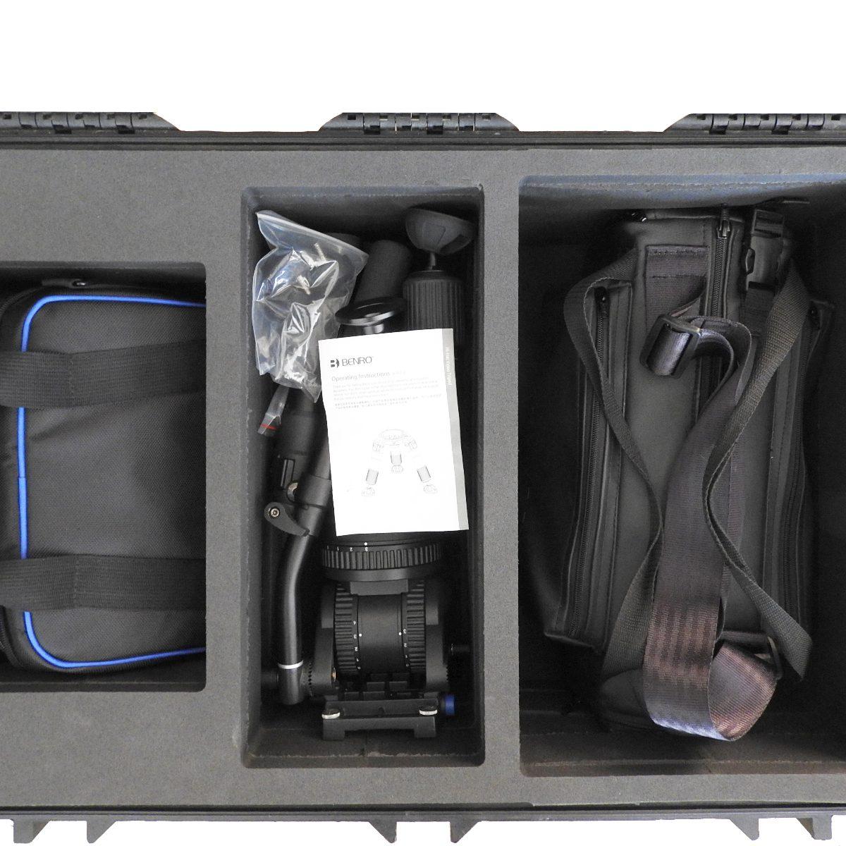 Tourelles et accessoires : SYT OPTRONICS valise de conditionnement | pan tilt and accessories