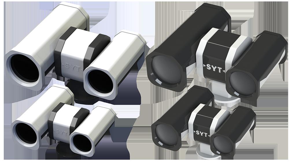 Système de vision GEEKO : LF10 – LF15 – LZ15 – LZ22 SYT OPTRONICS