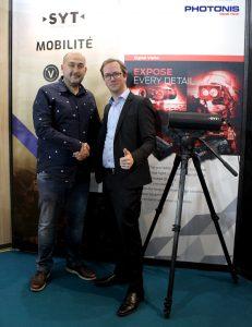 Partenariat SYT-PHOTONIS SOFINS 2019